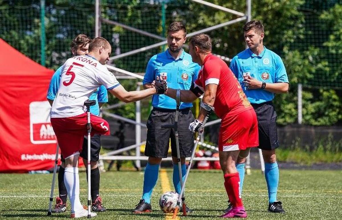 Lokalny akcent na Mistrzostwch Europy Amp Futbol