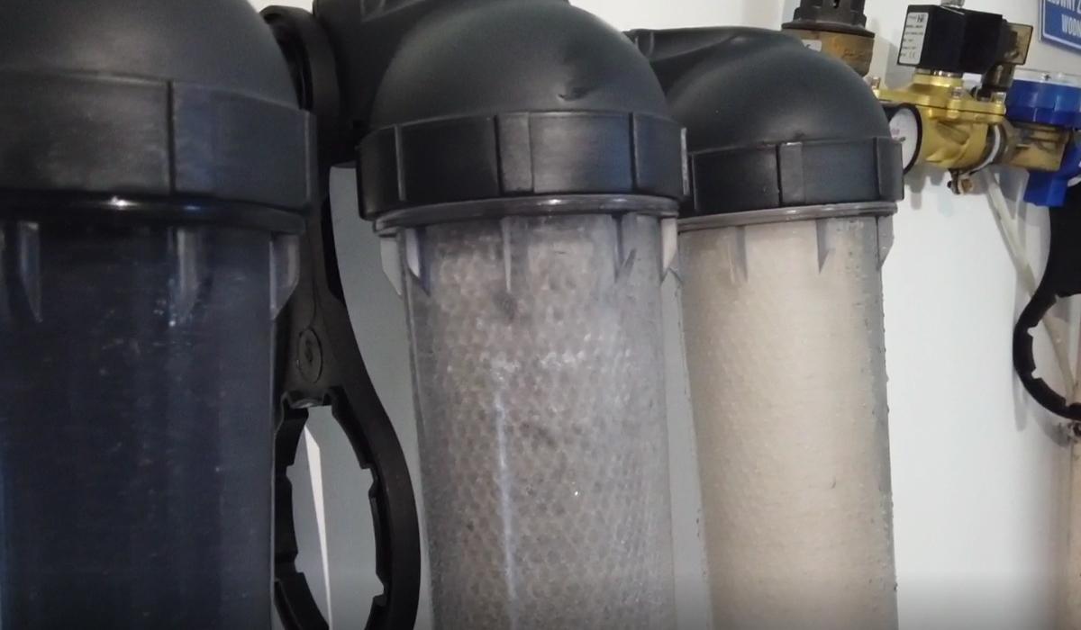 Mieszkańcy piją niezdrową wodę?