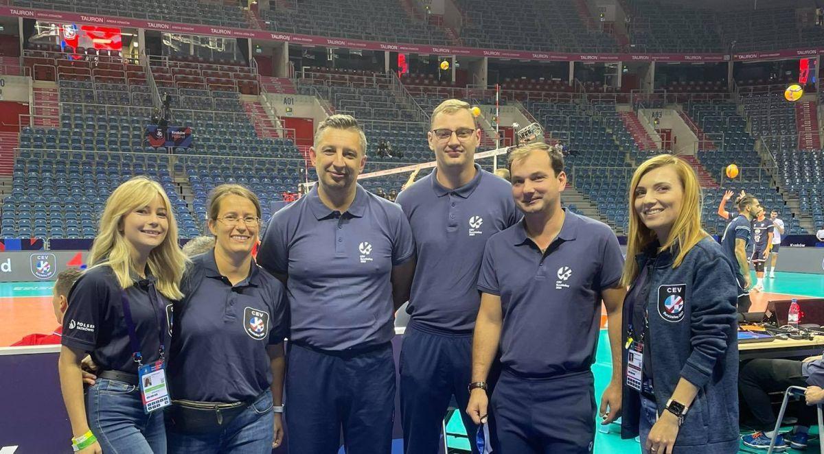 Andrychowski akcent na siatkarskich Mistrzostwach Europy