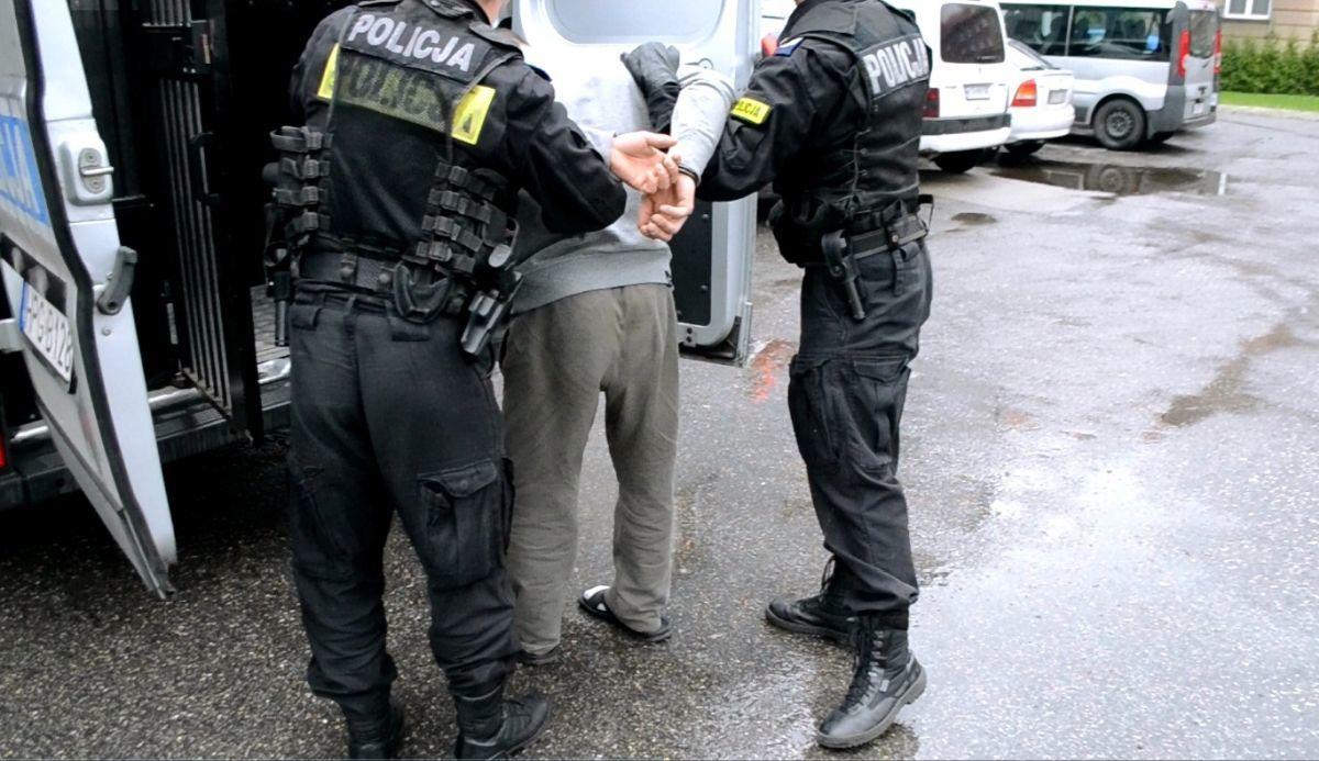 Areszt dla mężczyzny za stosowanie gróźb karalnych wobec swojej rodziny