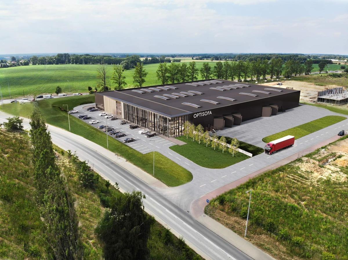 Na wiosnę ruszy budowa drugiego zakładu w strefie ekonomicznej w Andrychowie