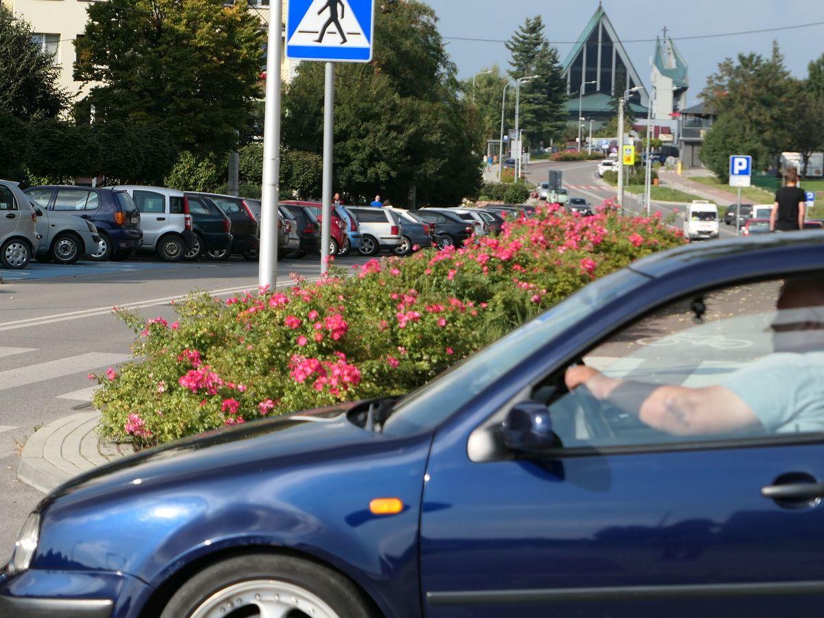 Fatalna widoczność na andrychowskich skrzyżowaniach