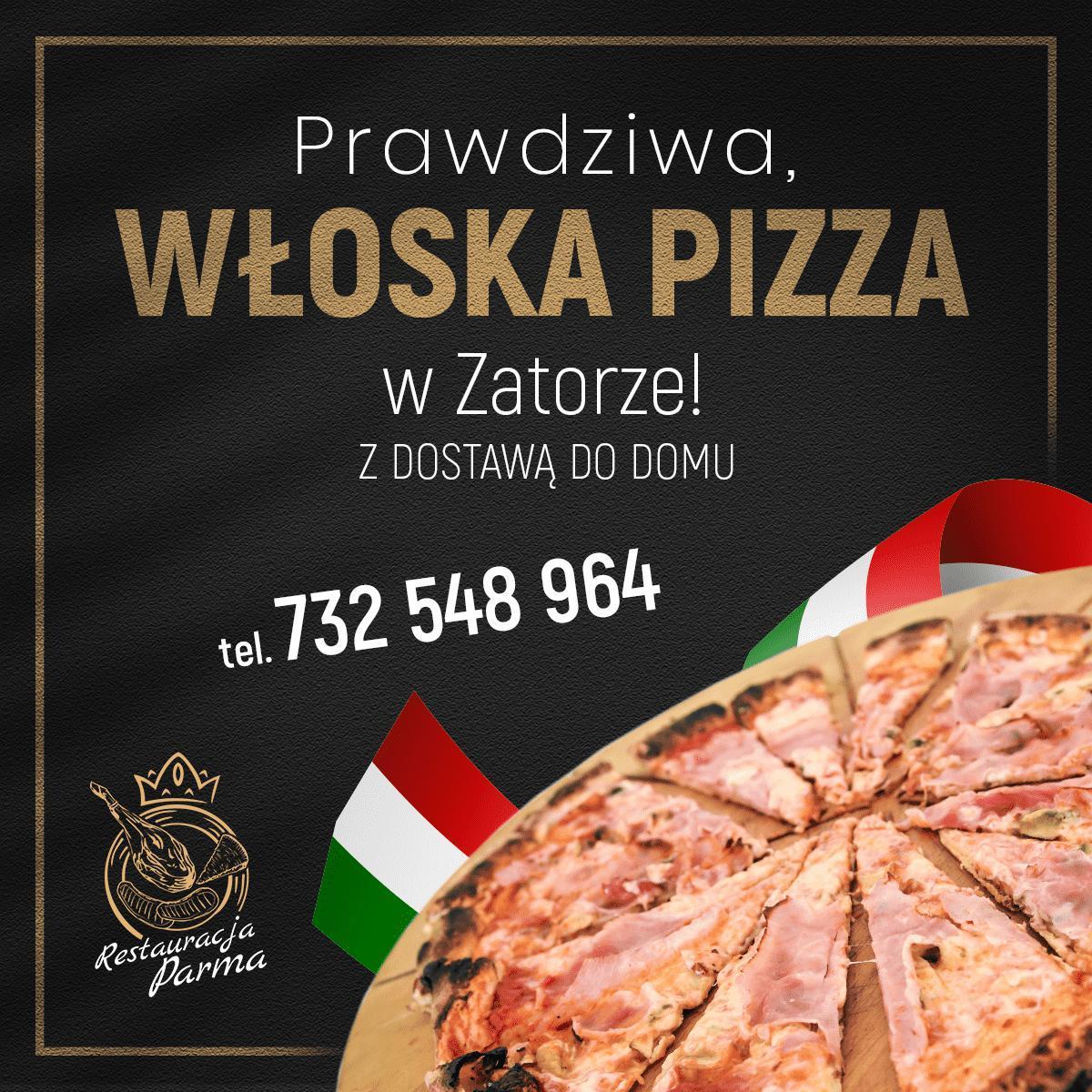 W Zatorze otworzyła się Włoska Restauracja Parma!