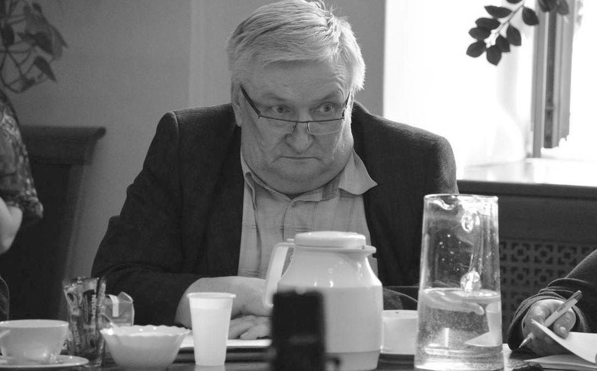 Zmarł radny Józef Cholewka
