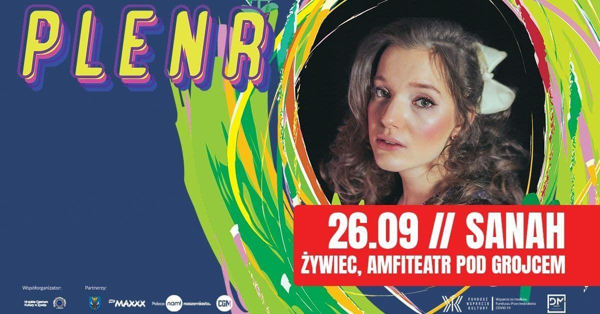 Koncert Sanah w Żywcu. Konkurs