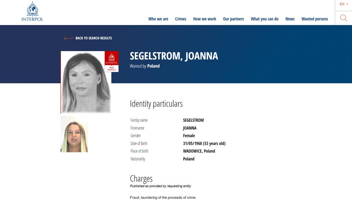 Polsat o najbardziej poszukiwanej kobiecie z Wadowic