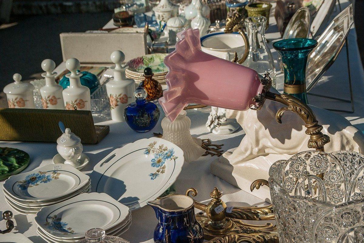 Jarmark staroci - skarby nie tylko dla kolekcjonerów