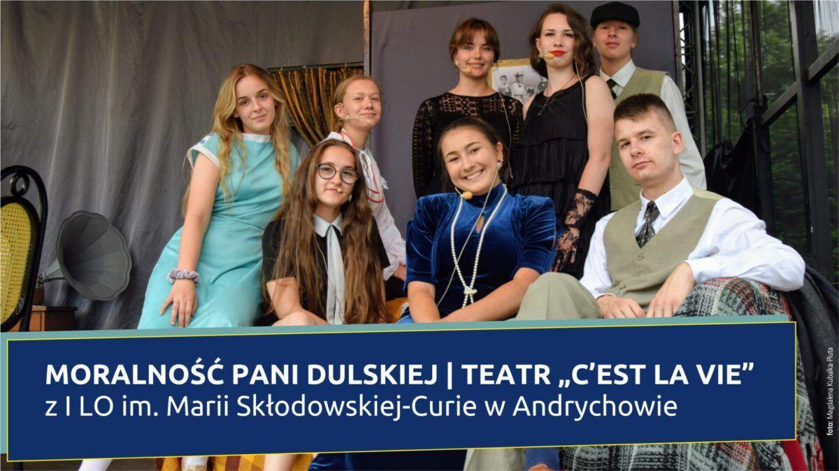 W niedzielę licealiści z Andrychowa wystawią