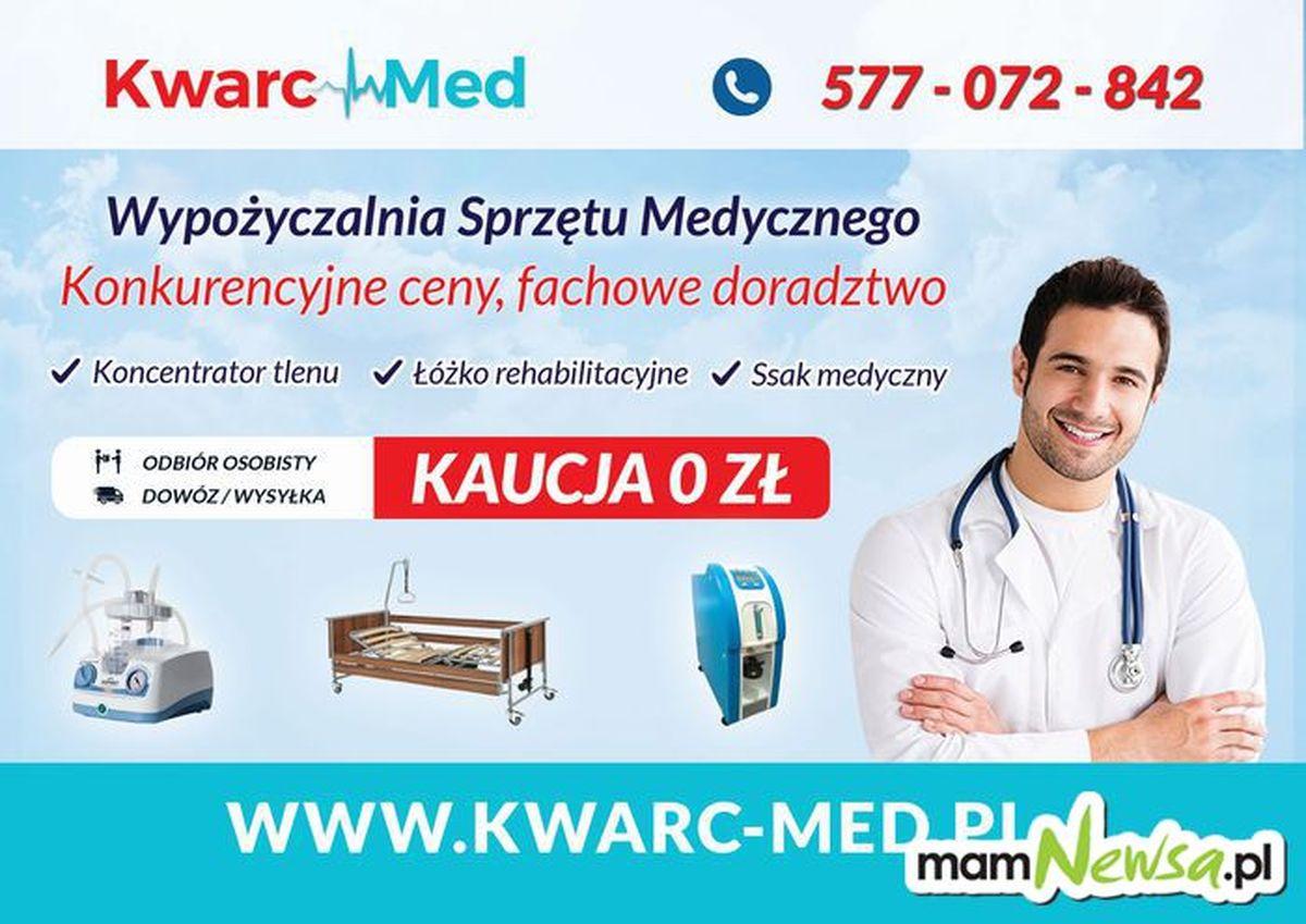 Nowości w ofercie wypożyczalni sprzętu medycznego Kwarc-Med