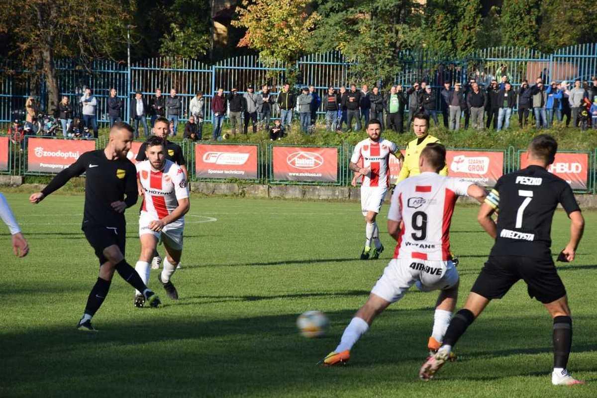 Wielki mecz w Andrychowie [FOTO]