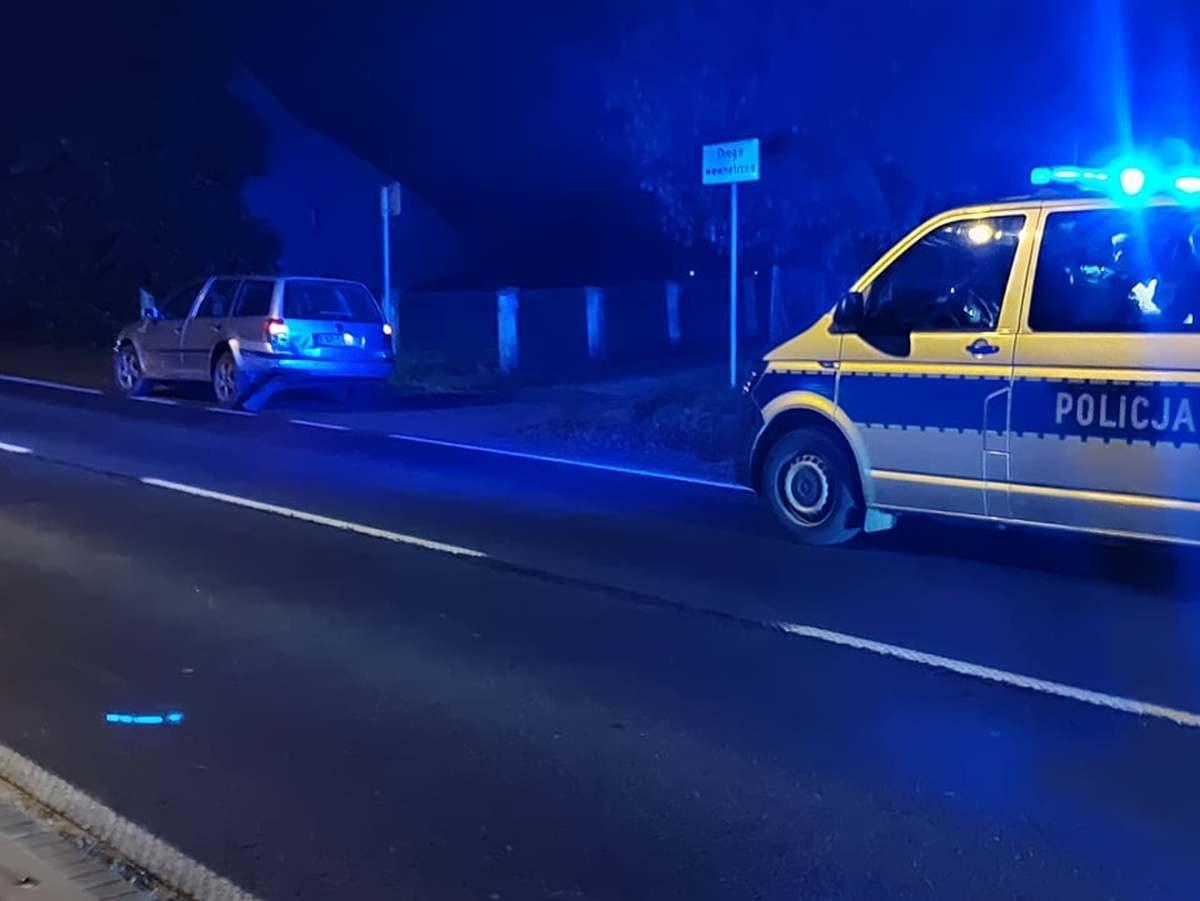 Pijani kierowcy na drogach w poniedziałkowy wieczór
