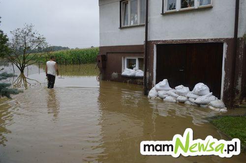 Mieli w domu pół metra wody [FOTO]