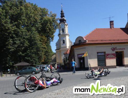 VI Mistrzostwa Polski w Kolarstwie Szosowym Niepełnosprawnych EDF TOUR 2014