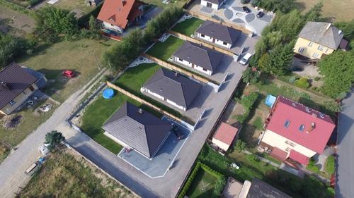Nowe osiedle w Andrychowie