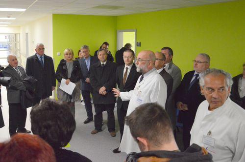 Tak w Wadowicach otwierano nowy szpital