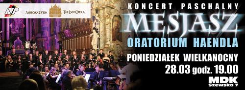 Wielki koncert w Poniedziałek Wielkanocny