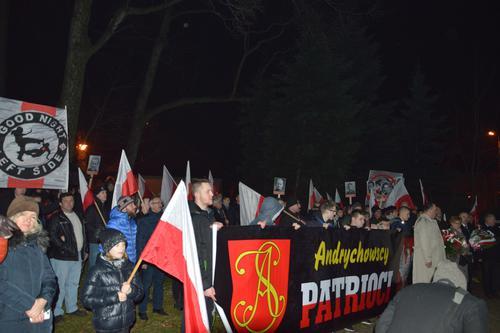 Tak w Andrychowie obchodzono Narodowy Dzień Pamięci Żołnierzy Wyklętych [AKTUALIZACJA, VIDEO]