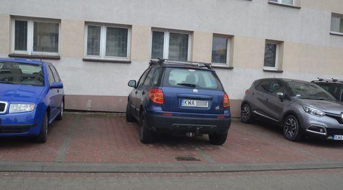 Starostwo wadowickie szuka... mistrza parkowania