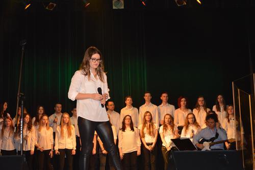 To był koncert! Publiczność pod wrażeniem występu młodzieży [FOTO]