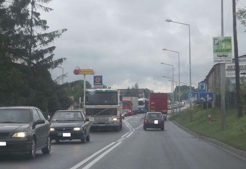 W Wadowicach promują inny przebieg BDI, ale jest problem...