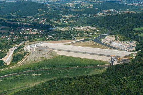 53,2 mln na dokończenie budowy zapory