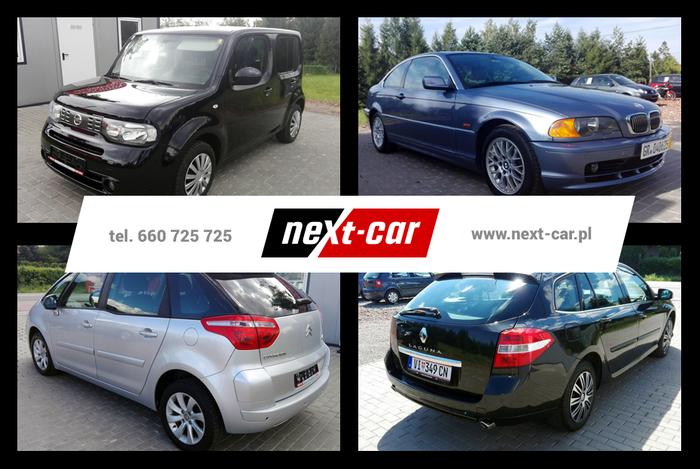 Nowe oferty samochodów w NEXT-CAR. Nowe niższe ceny!