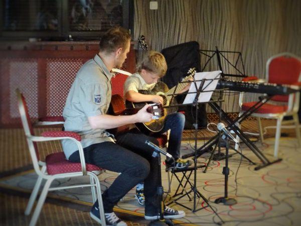 Indywidualne lekcje gry na instrumentach