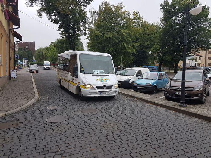 Od dziś bezpłatny miejski bus po nowemu