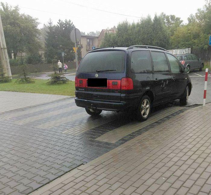 Mistrzowie parkowania w Andrychowie