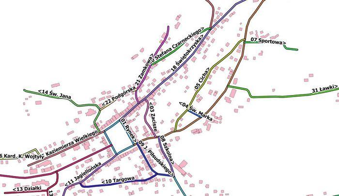 Na razie miasta nie będzie, ale będą nazwy ulic!