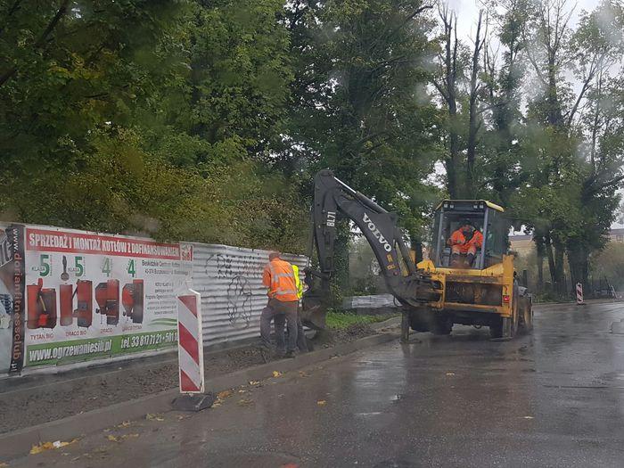 Powiat z gminą remontują Żwirki i Wigury