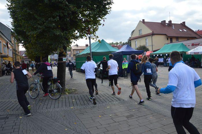 Święto biegów i pierwszy półmaraton andrychowski