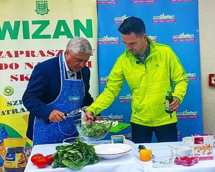 Gotuj z... Jerzy Chylewski