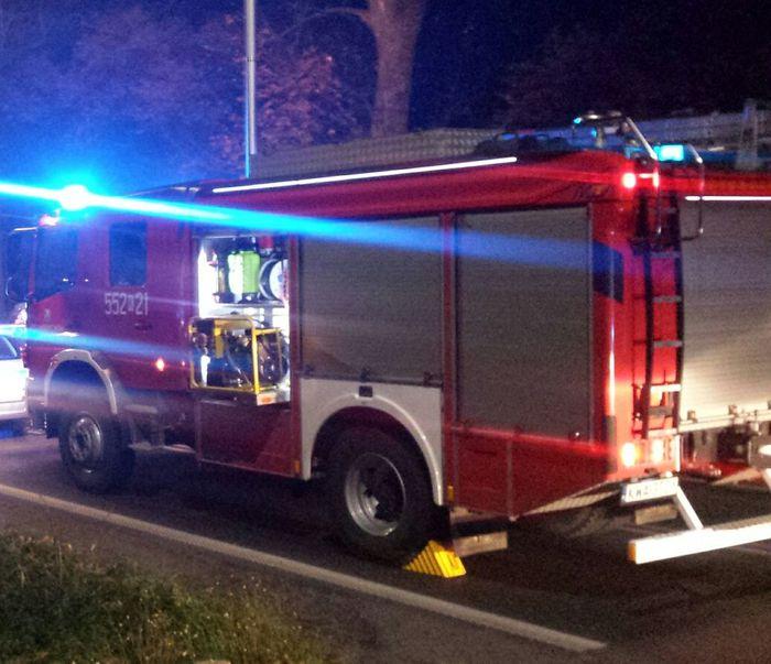 Dwie nocne akcje służb ratowniczych