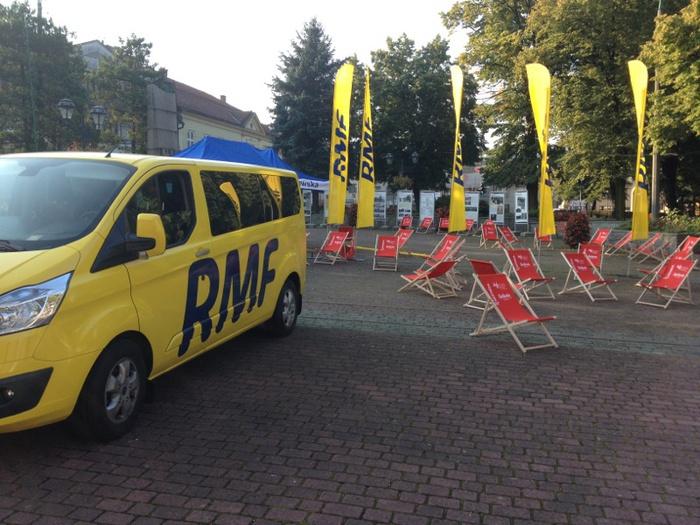 RMF przyjedzie do Andrychowa?