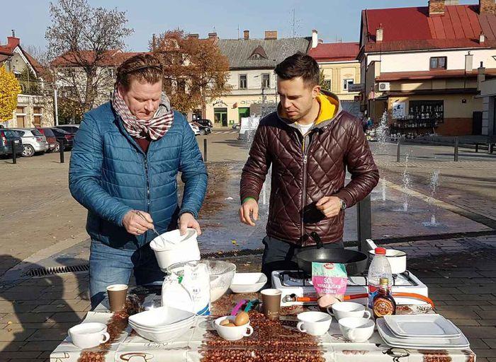 Gotuj z... Piotr Kosek