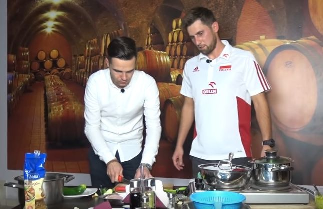 Gotuj z... Grzegorz Fijałek