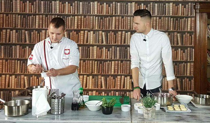 Gotuj z... Szef Kuchni w Restauracji Rycerska