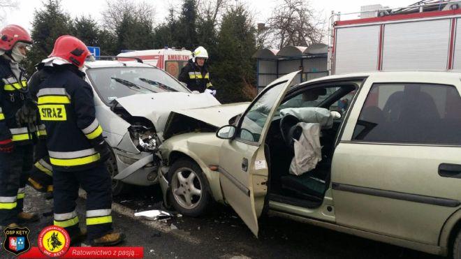 Seria groźnych wypadków. Są ranni [FOTO]
