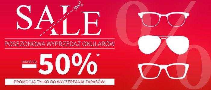 31 Grudnia (sobota) - ostatni dzień najlepszej promocji na okulary!!!