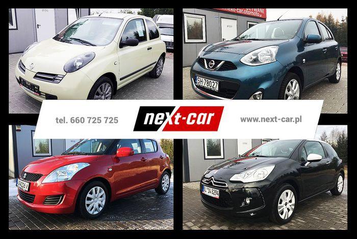 NEXT-CAR. Samochody używane z gwarancją!