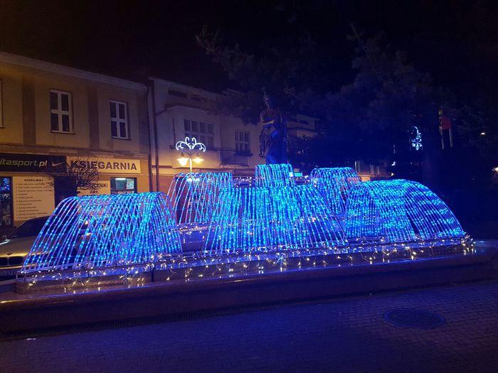 Świąteczne iluminacje już cieszą oko [FOTO]
