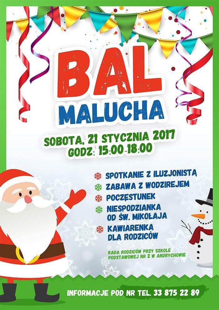 Już w sobotę Bal Malucha, który poprowadzi finalista X-Factor. Ostatnie bilety!