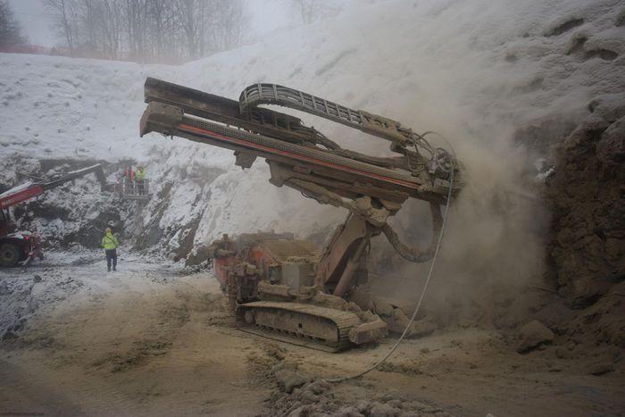 Trwa budowa nowej trasy pod Tatry