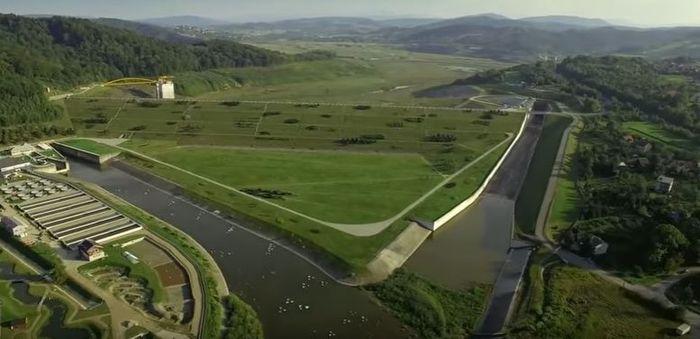 Nowy film - Kraina Jeziora Mucharskiego [VIDEO]