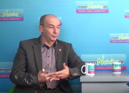 Rozmowy przy kawie z mamNewsa.pl. Jerzy Sikora. Dlaczego potajemnie nagrywał partyjnych kolegów?