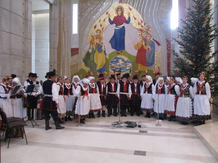 Andrychowski zespół na międzynarodowym festiwalu