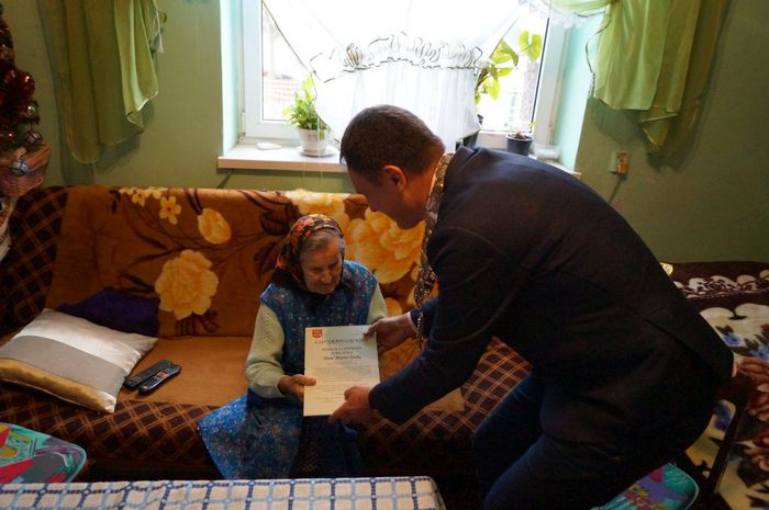 Najstarsza mieszkanka powiatu obchodziła 106. urodziny!