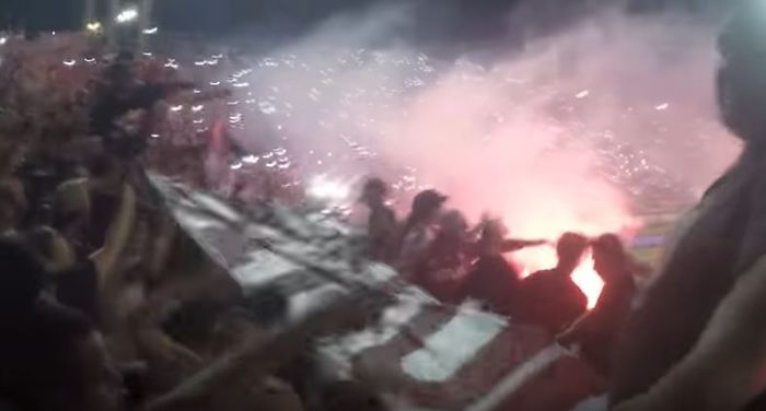 Andrychów obecny na argentyńskim superklasyku - Boca - River. O co chodzi?