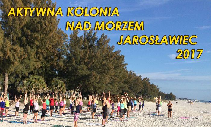 Kęcka Szkoła Pływania organizuje aktywny wypoczynek nad morzem
